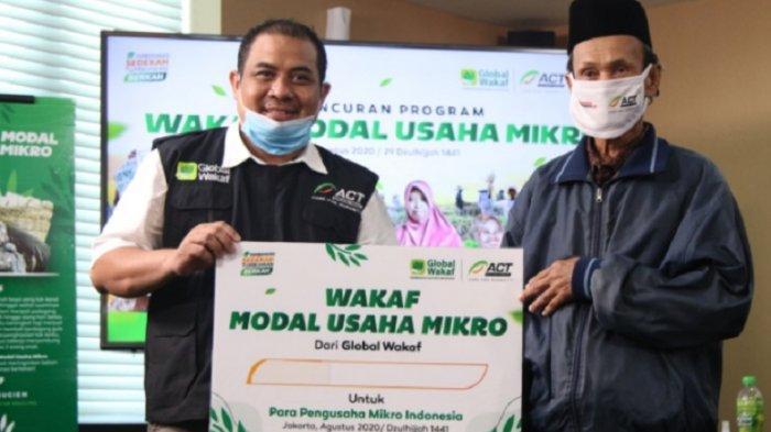 Wakaf Modal Usaha Mikro, Ikhtiar Bebaskan Petani dan Pedagang Kecil dari Himpitan Ekonomi
