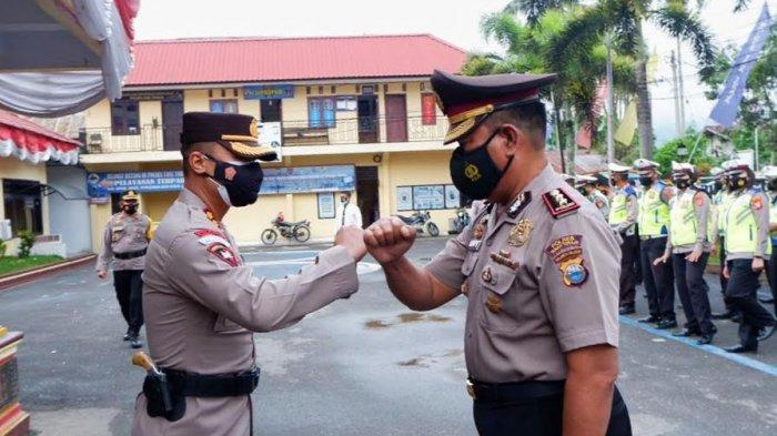 Pensiun Akhir Bulan Ini, Wakapolres Tana Toraja Jacob Lobo Naik Pangkat Jadi AKBP