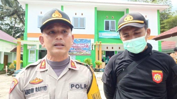 Anggotanya Gugur dalam Pencarian Korban Hanyut, Wakapolres Mamasa Tetap Turunkan Personil