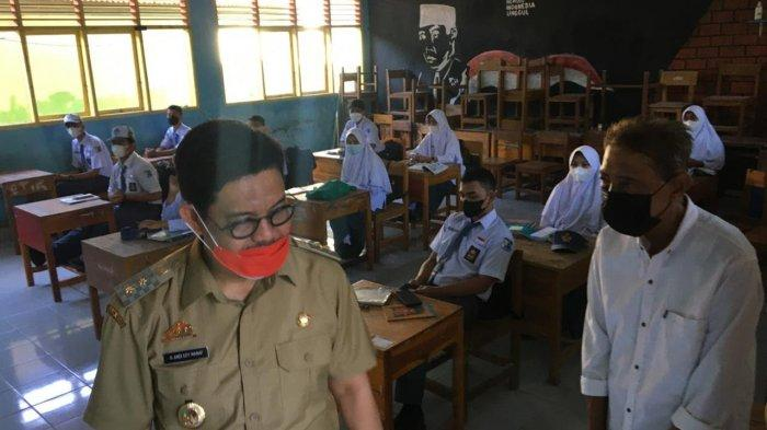 Pelajar di Bulukumba Mulai Sekolah Tatap Muka