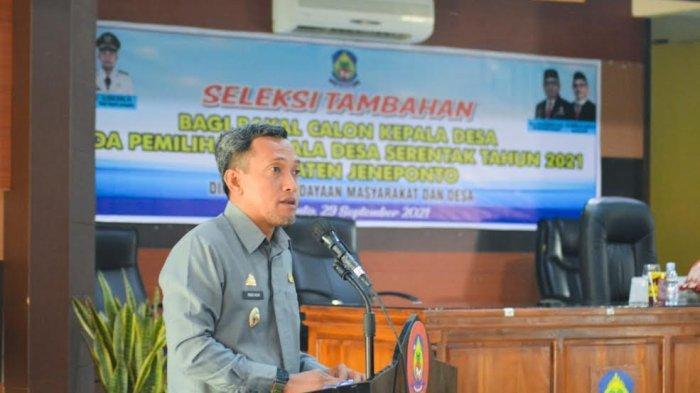 22 Calon Kepala Desa di Jeneponto Ikut Seleksi Tambahan