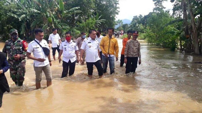 2 Bulan, Wilayah Walmas Luwu 4 Kali Diterjang Banjir