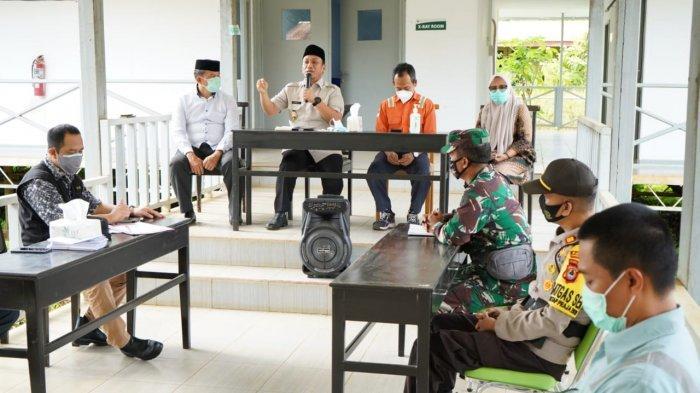 RS Darurat di Enggano Camp Towuti Luwu Timur Siap Rawat Pasien Covid-19