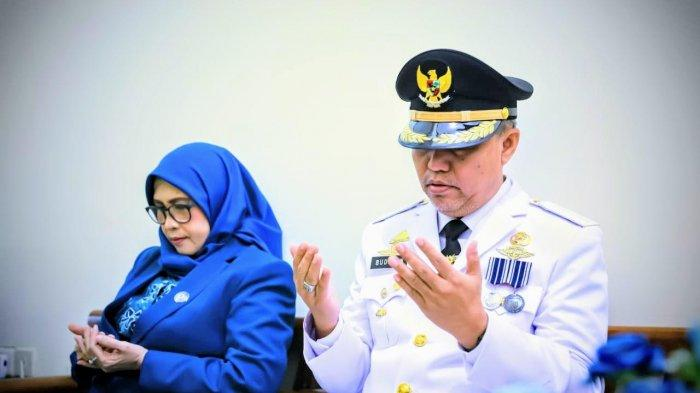 Budiman Bakal Dilantik Jadi Bupati Luwu Timur 5 April 2021