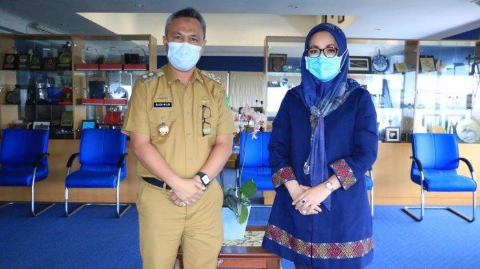 Wabup Budiman Ajak Unhas Kerjasama Tangani Pandemi Covid-19 di Luwu Timur