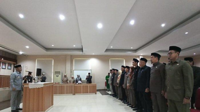 Bupati Umrah, Wabup Luwu Timur Lantik Pejabat Eselon
