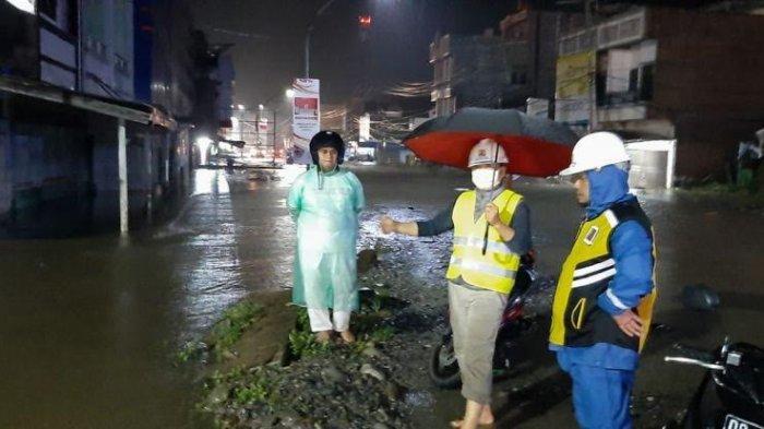 Masamba Terendam Lagi, Wabup Luwu Utara Pantau Langsung di Lokasi