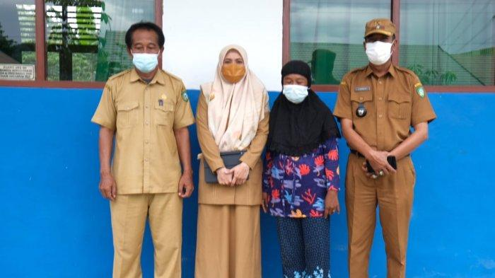 Suhartina Bohari Bantu Bocah Penderita Atresiani Masuk Sekolah Negeri di Maros