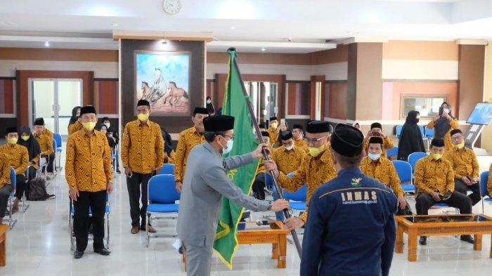 Wakil Bupati Jeneponto Lepas 63 Peserta STQH ke Sidrap