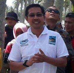 Wakil Bupati Pinrang Favoritkan Pisang Ijo Saat Buka Puasa