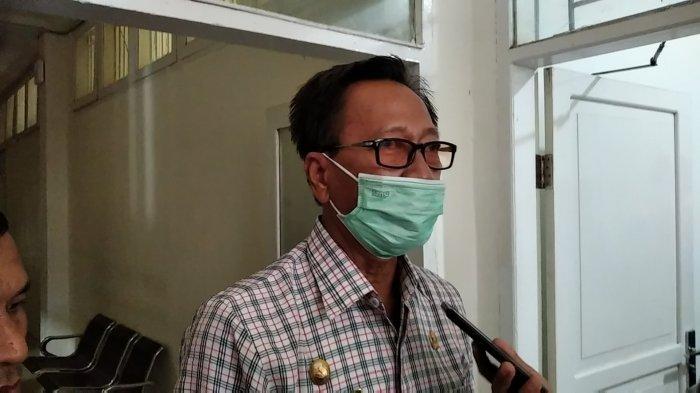 KPK Datangi Kantor Pemkab Polman Cari Bupati Andi Ibrahim Masdar