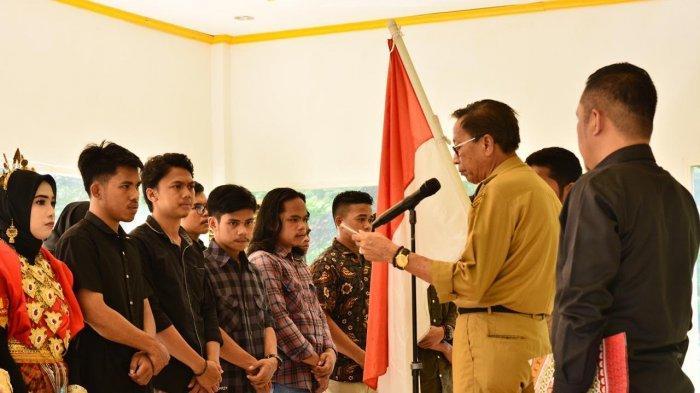 Wakil Bupati Polman Lantik Pengurus HPMP-M Periode 2020-2022