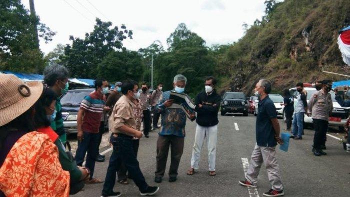 Setahun Diblokade Warga, Obyek Wisata Burake Tana Toraja Akhirnya Dibuka