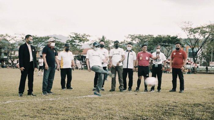 Toraja Utara Jadi Tuan Rumah Pra Porprov Sepakbola, Satu Group Palopo dan Luwu Timur