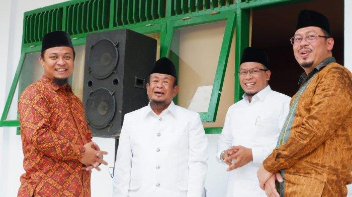 Hari Pertama 2020, Wagub Resmikan Madrasah Ibtidaiyah Darul Istiqamah Maros