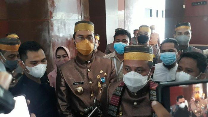 Hadiri HUT Sinjai, Wakil Gubernur Sulsel Ajak Masyarakat Doakan Nurdin Abdullah
