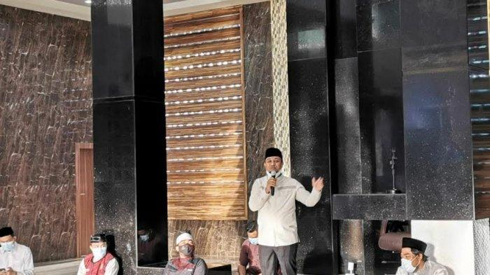 Diresmikan Wagub, Masjid Batu Jajar Bukit Baruga Siapkan Jalur untuk Disabilitas