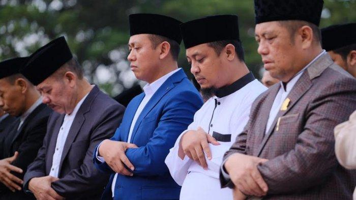 Batal di Bone, Wakil Gubernur Sulsel Pilih Salat Id Bareng Warga Takalar