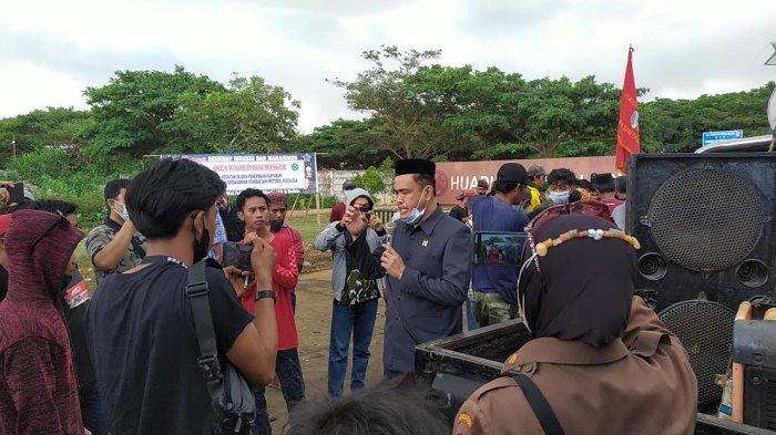 PT Huadi Minta Waktu 22 Hari Jawab Tuntutan Gerakan Rakyat Bantaeng