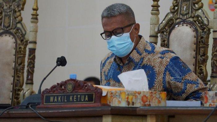 Kabar Buruk, Wakil Ketua I DPRD Wajo Firmansyah Perkesi Positif Covid-19