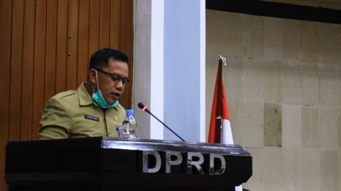 Parpol Pengusung Akan Libatkan Keluarga Thorig Husler Tentukan Wakil Budiman