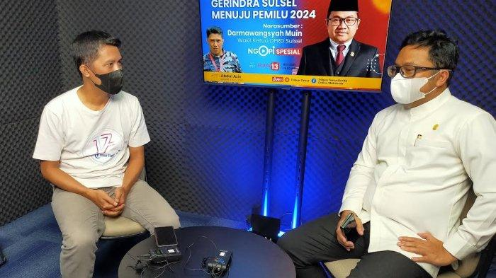 Darmawangsyah Muin: Gerindra Mau Menang Pemilu dan Pilpres 2024