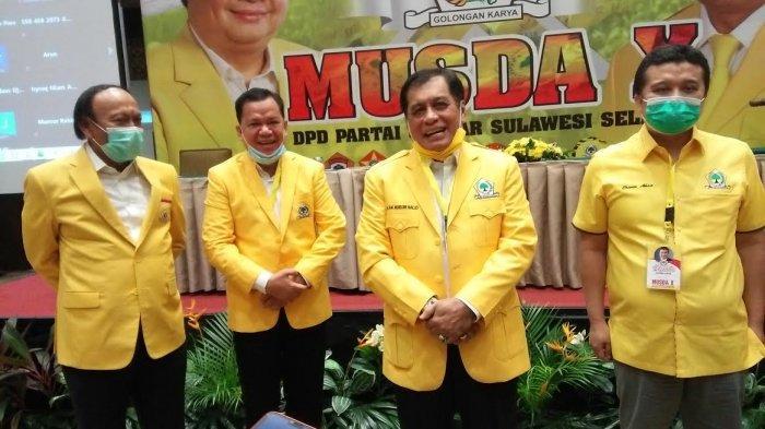 Dpp Dpd I Golkar Sulsel Ingin Ketua Baru Terpilih Secara Mufakat Tribun Timur