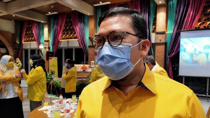 Waketum Ahmad Doni Kurnia: Ketua Golkar Harus Maju Pilgub Sulsel 2024