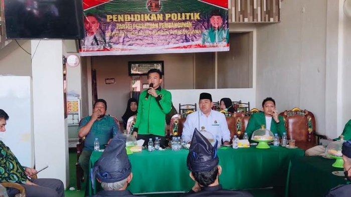 Wakil Sekretaris PPP Bulukumba Curhat ke Imam Fauzan, 'Aras Kurang Berkontribusi'