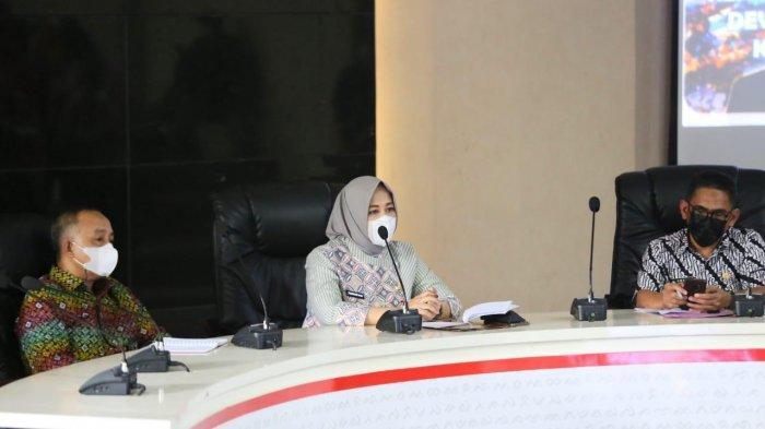 Fatmawati Rusdi Pimpin Rapat Koordinasi Bahas Rencana Aksi Daerah