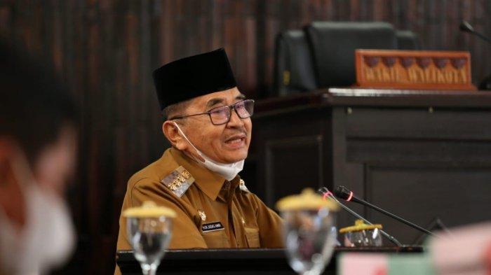 Wali Kota Palopo Usulkan DPRD dan OPD Swab Massal