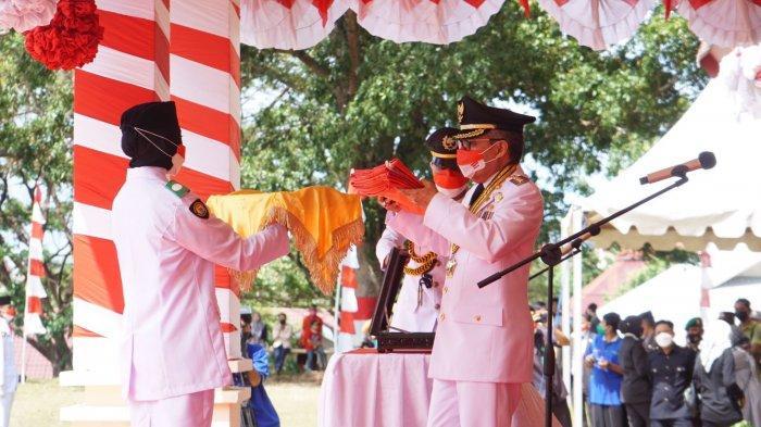 Upacara Peringatan HUT ke-76 Kemerdekaan RI di Parepare Berlangsung Khidmat