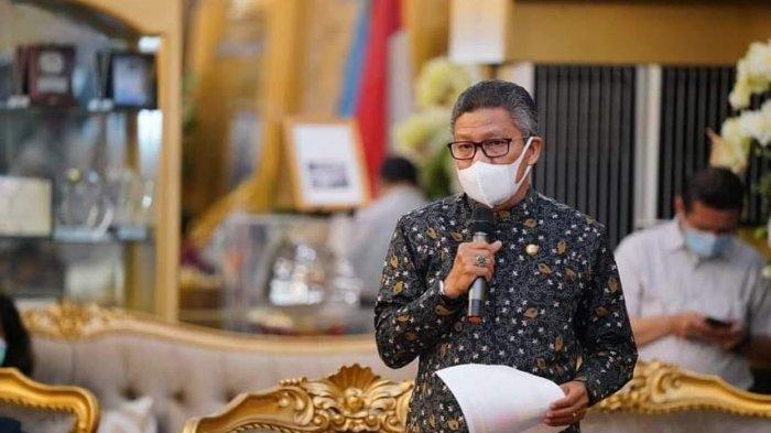 Jadi Pembicara Webinar IDI, Taufan Pawe Bicara Covid-19 di Depan Dokter se Indonesia