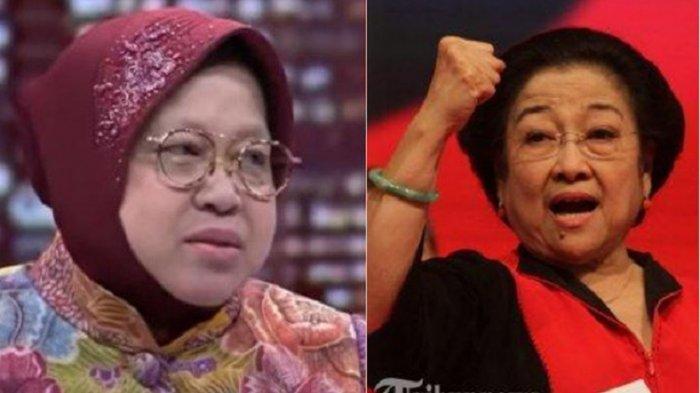Beraninya Risma Tolak Permintaan Ketum PDIP Megawati, 'Mau Jadi Wali Kota atau Gubernur DKI?'