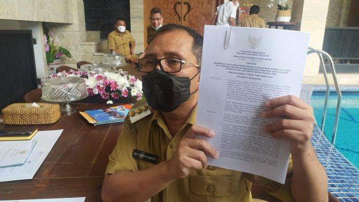 Semua RT/RW di Makassar Diganti, Ini Penjelasan Danny Pomanto dengan Hadirnya Perwali yang Baru?