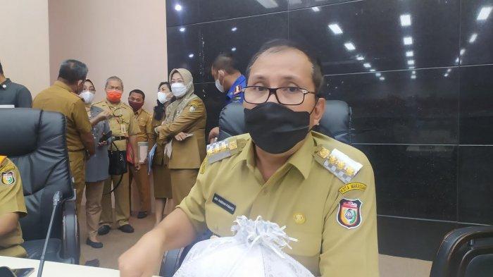Dirut PD Terminal Arsony Bawa Parang ke Preman, Danny Pomanto Bereaksi 'Tidak Sepantasnya'