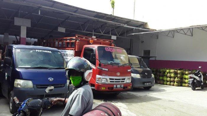 Diduga Karena Stok Dikurangi, Gas Elpiji 3 Kg di Pinrang Langka