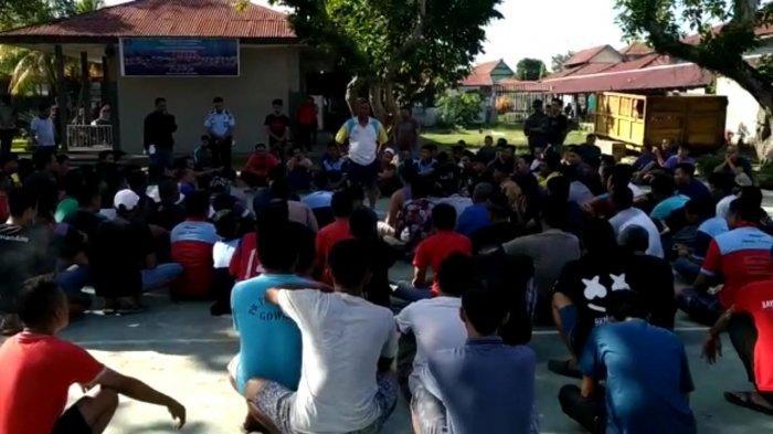 Ricuh di Lapas Polman, Kalapas dan Petugas Terancam Sanksi Disiplin