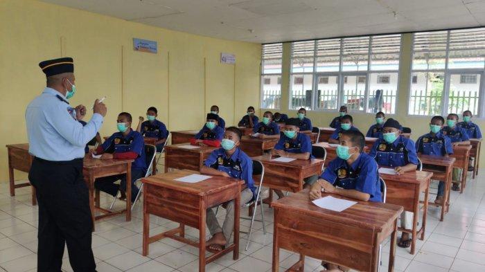 Warga Binaan Lapas Maros Sudah Bisa Belajar di Kelas, Kalapas Siapkan Guru dan Mata Pelajaran