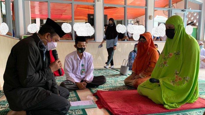 Tahanan Perempuan Rutan Bantaeng Jadi Muallaf, Ucapkan Syahadar Sebelum Salat Jumat
