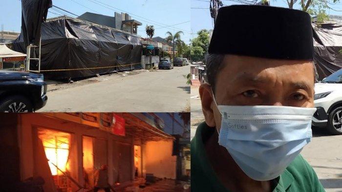 Kesaksian Warga Saat Kebakaran Minimarket di BPS Sudiang Makassar, Sempat Bikin Panik