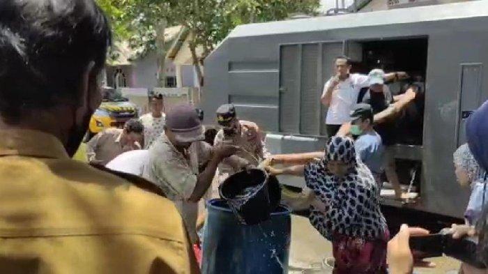 Warga Desa Batukaropa Bulukumba Krisis Air Bersih