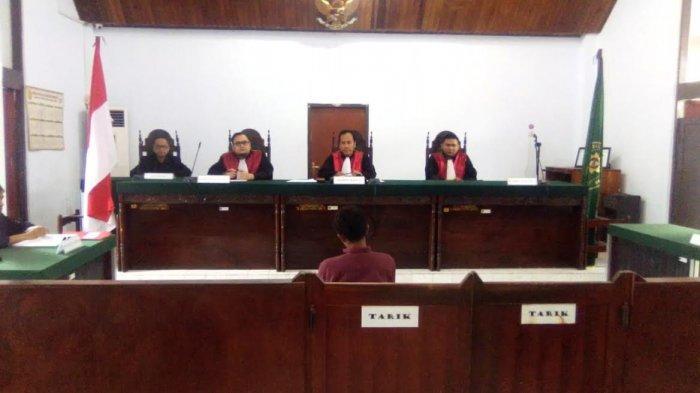 Terbukti Coblos 2 Kali, Warga Polassi Selayar Ini Divonis 1 Bulan Penjara