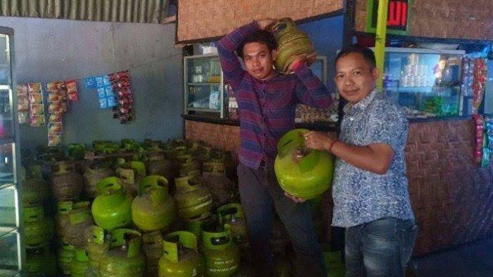 Sudah Dua Pekan Tabung Gas Elpiji 3 Kg Langka di Kota Parepare