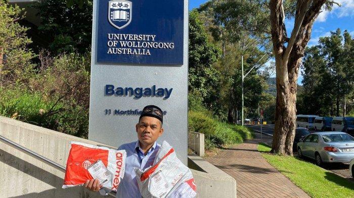 Songkok Kiriman dari Makassar dan Magelang Sampai Australia, Lama Ditunggu Ternyata Nyasar