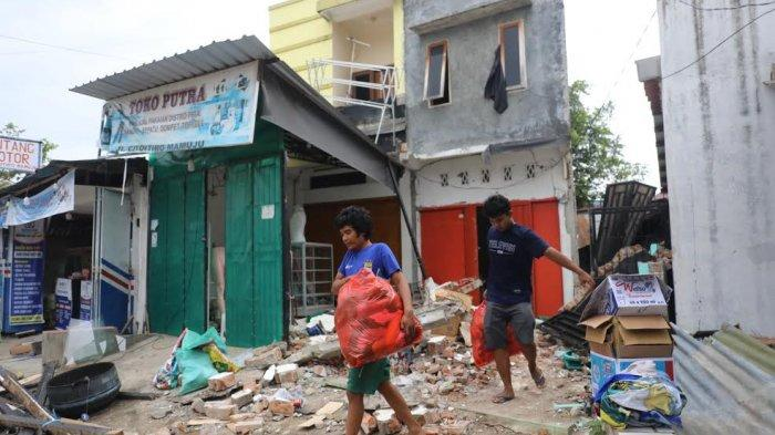 Ada Uang Honor Relawan Gempa Sulbar Mencurigakan, Kepala Penanggulangan Bencana Sulbar Diperiksa