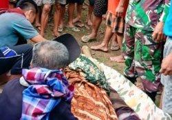 Pamit Ambil Ballo, Belo Ditemukan Meninggal di Tepi Sungai Massupu Tana Toraja