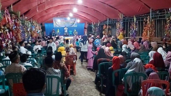 Ratusan Warga Ramaikan Acara Maulid di Graha Lasinrang Pinrang