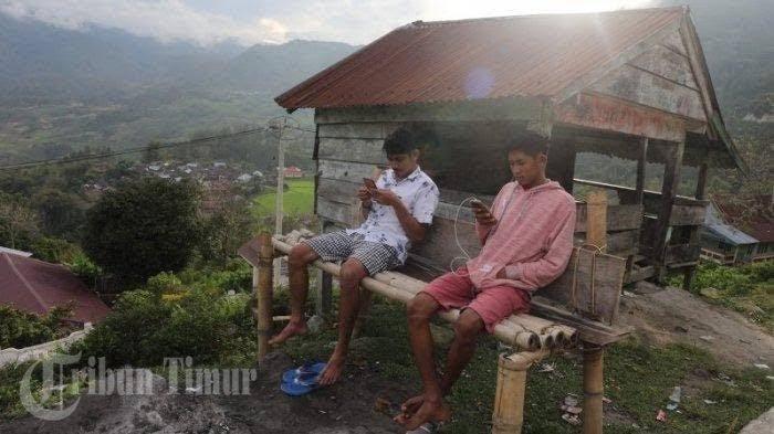 Warga Pelosok di Bulukumba Masih Keluhkan Jeleknya Jaringan Internet