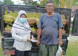 Jual Elpiji 3 Kg di Luwu Utara, Warga Palopo Ditangkap di Malangke Barat